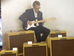 Clapton Signature Amp